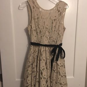 Gorgeous fully lined Tracy Reese dress SZ 6